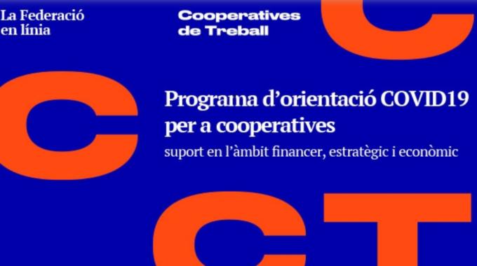 Calidoscoop Participem Del Programa D'orientació Covid-19 A Cooperatives